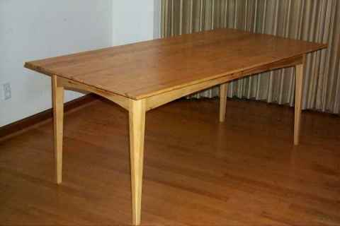 Pine Dining Room Table. Pine Dining Room Table Chairs Euskalnet ...